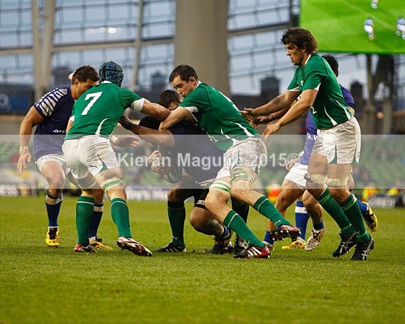 _I2H5990 - Ireland v Samoa - Guinness Series - Aviva Stadium - Dublin - 13/11/2010 Ireland 20 v 10 Samoa