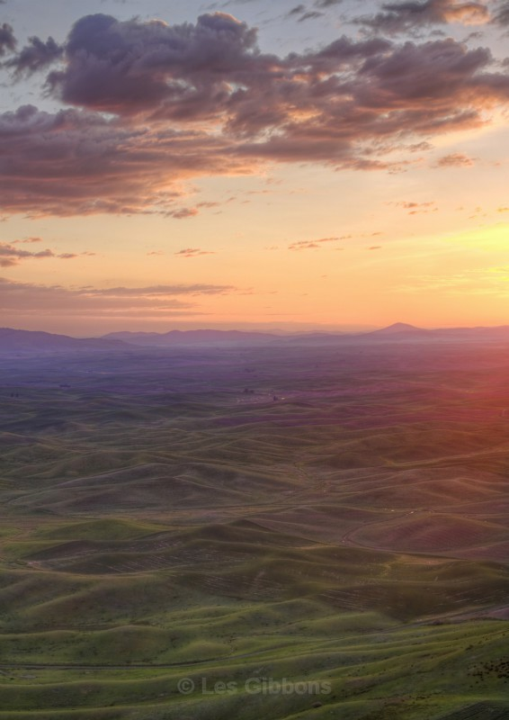 palouse sunrise - Palouse