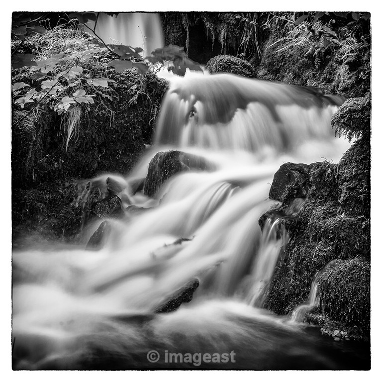 Skelwith Falls Mono - The Gallery