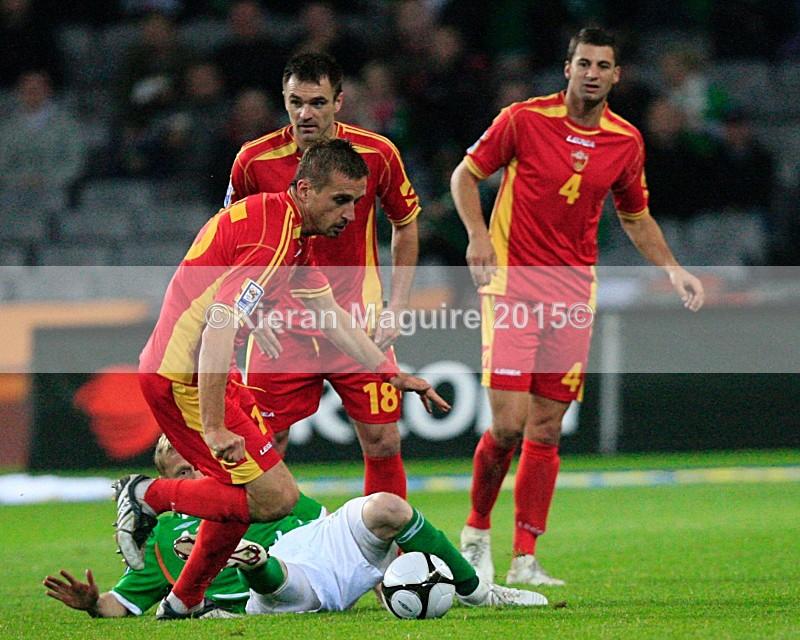 _MGN8908 - FIFA World Cup Qualifer Republic of Ireland v Montenegro 14/10/09