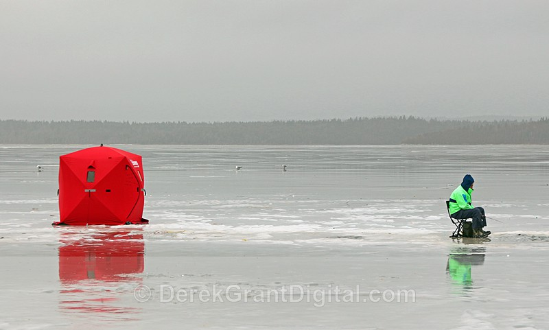 Smelt Fishing NB Canada - Sport & Recreation