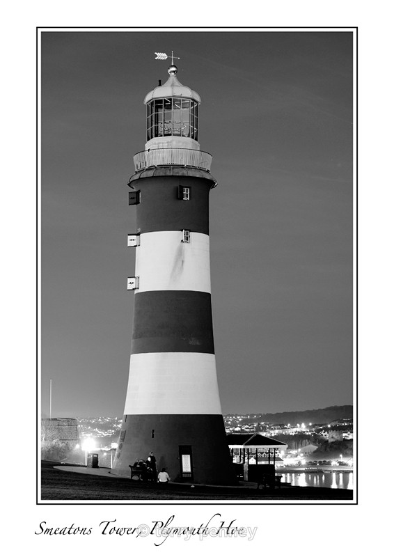 Smeatons Tower - Plymouth