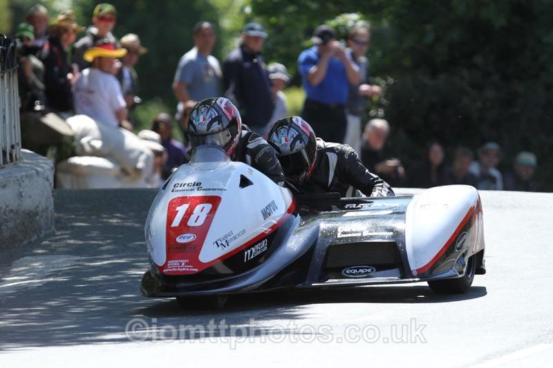IMG_2349 - Sidecar Race 2 - TT 2013