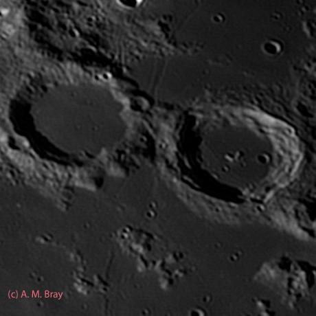 Campanus & Mercator - Moon: South West Region