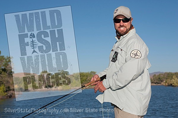 Wild Fish Wild Places - Host Denis Isbister - People