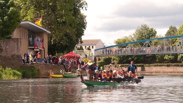 4 - Dumfries Devorgilla Dragon Boat Race 2010