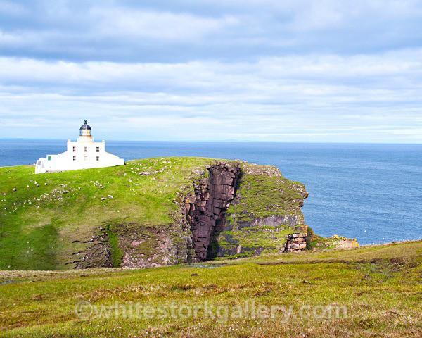 Reiff Lighthouse - Scottish Highlands