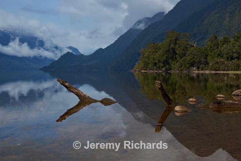 Lake Rosselot - Carretera Austral - North