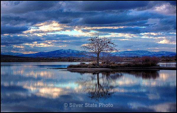 Rattlesnake Reservoir - Nevada (mostly) Landscapes
