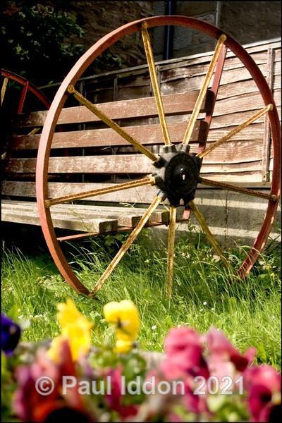 Wheel - Landscapes