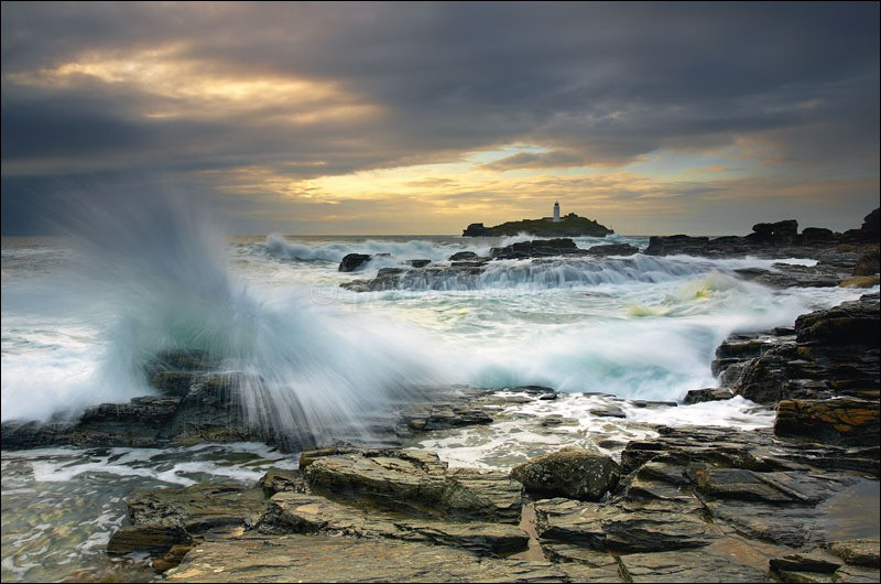 Incoming Tide - Photographs of Cornwall