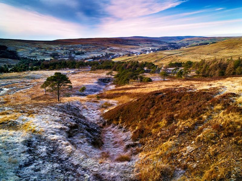 Nenthead Cumbria - England