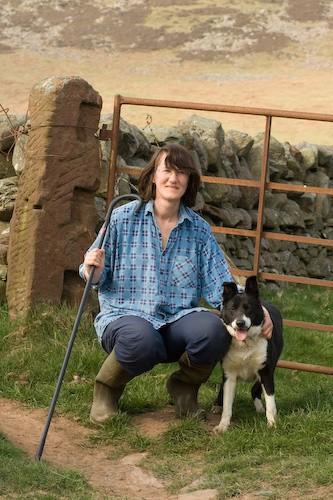 Shepherdess - People Portraits