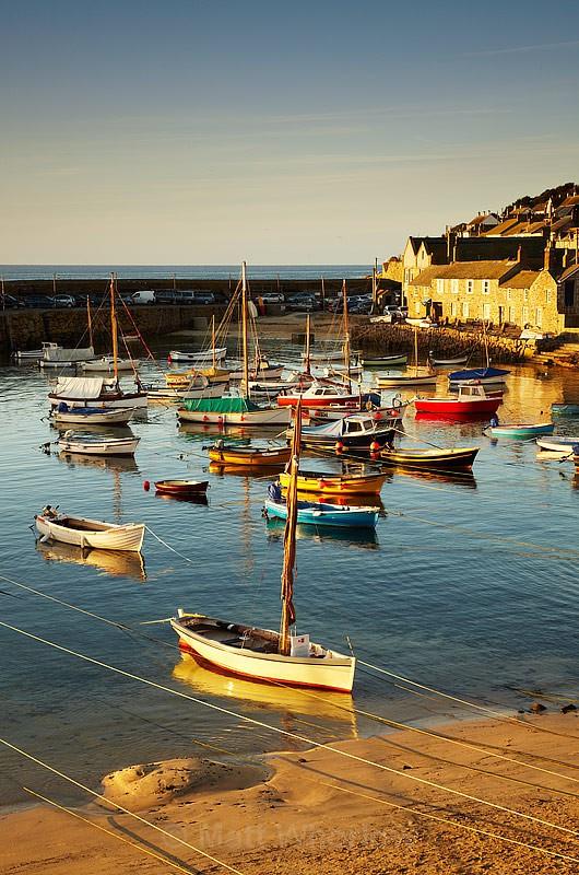Mousehole - Cornwall - West Coast
