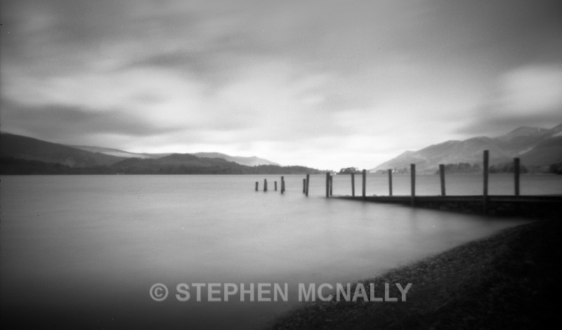 ashness jetty - Pinhole Photography