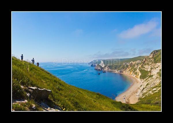 Admiring the view - Dorset