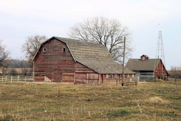 Taunton Farm - Barns & Remnants