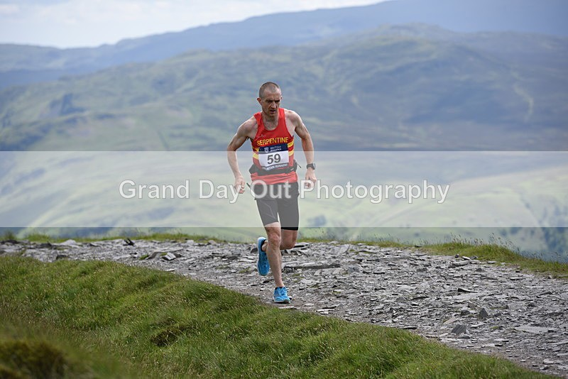 DSC_0109 - British Athletics European Mountain Running Championship Trial Sunday 4th June 2017