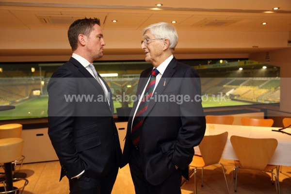 1N2A1987a - An Evening with Sir Michael Parkinson ~ NCFC, March 11th