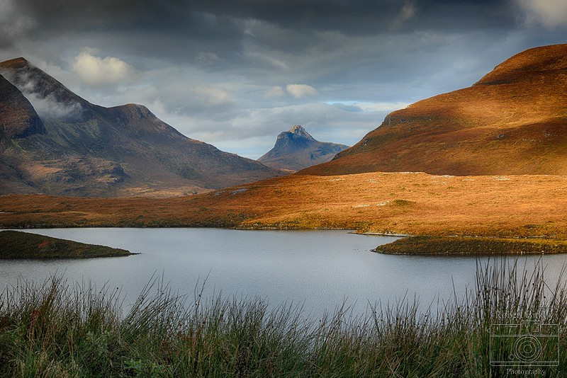 The Coigach Hills - Scotland Landscapes (also see Seascapes portfolio)