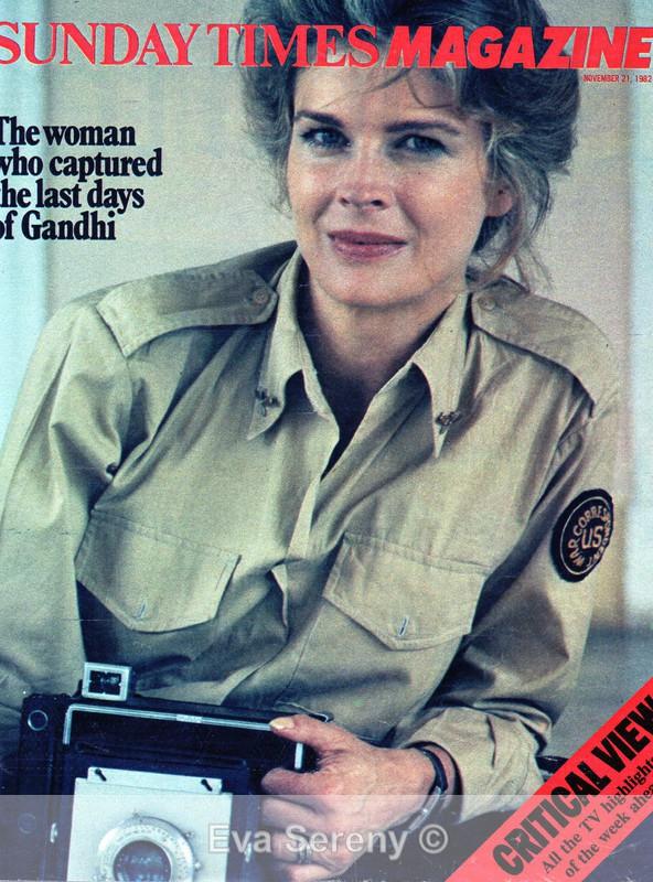 November 21, 1982 - International Magazine Covers