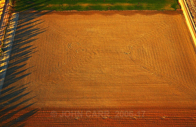 Ploughed Land-3833 - AERIAL PHOTOS
