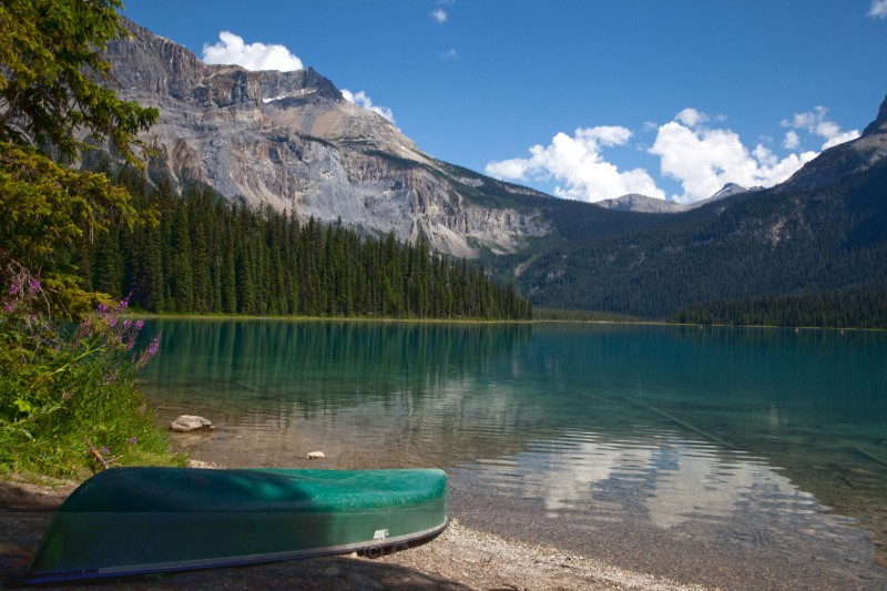 The Yoho Valley - BC and the Rockies,Canada