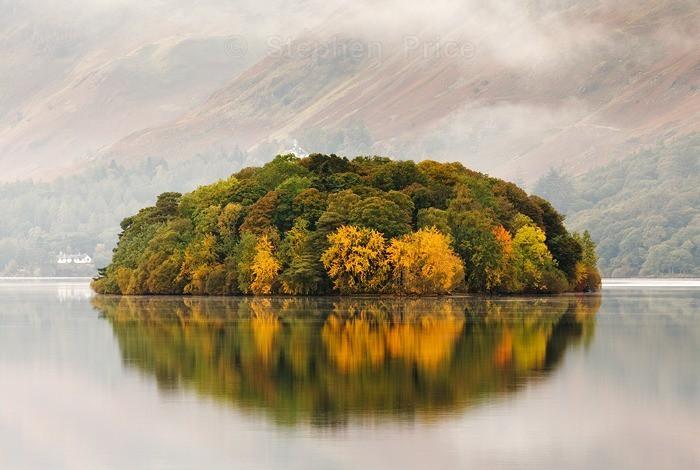 Derwentwater Island | Keswick | Lake District National Park