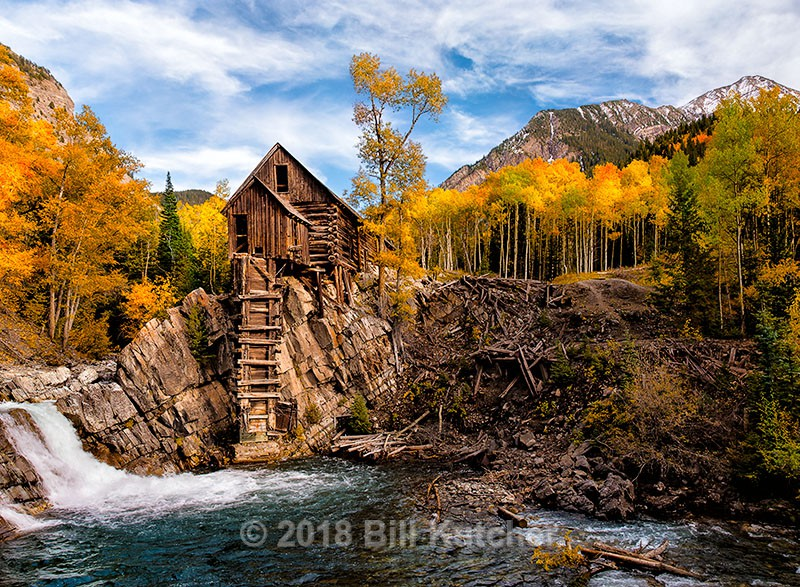 Crystal Mill H - Current Show