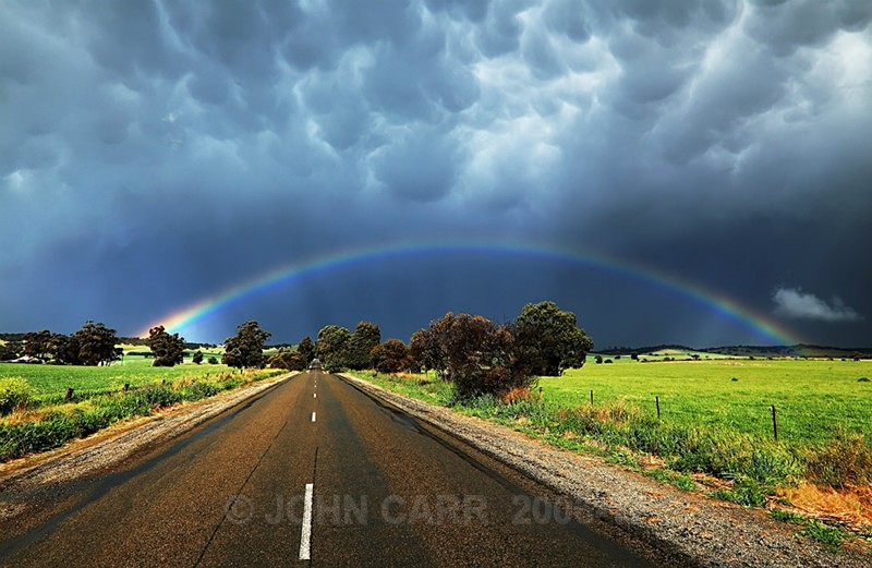 Rainbow Road-8833 - THE STARS AND STORMY WEATHER PHOTOS