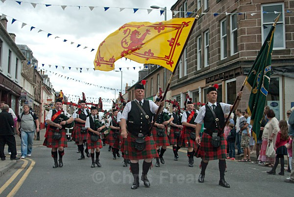 61 - Sanquhar Riding of the Marches 2010