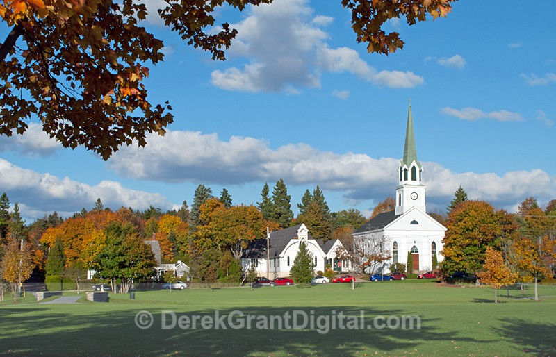 St. Paul's Anglican Church, Rothesay, New Brunswick - Churches of New Brunswick