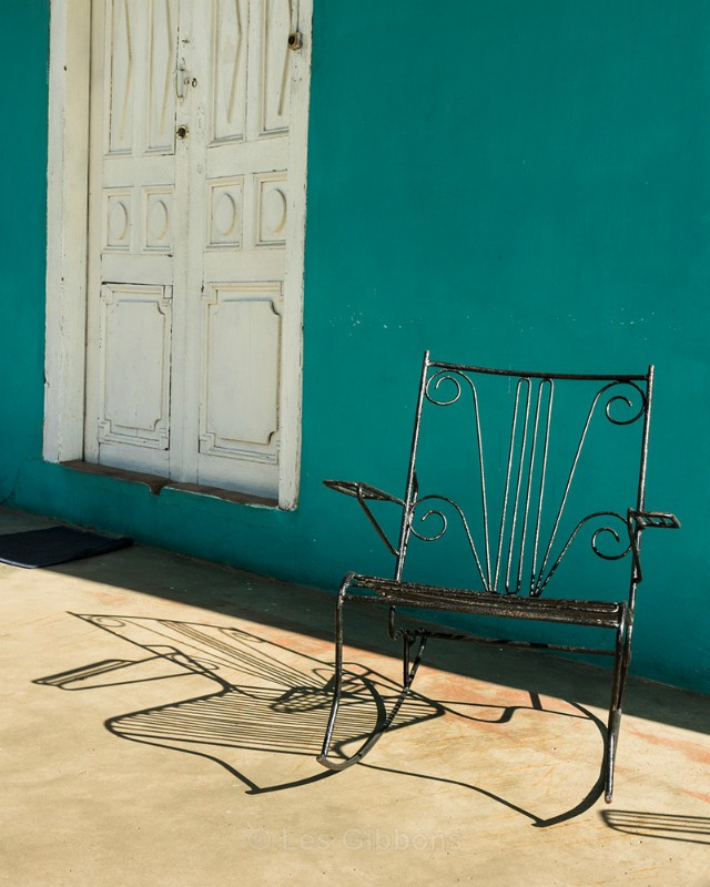 wire chair - Cuba