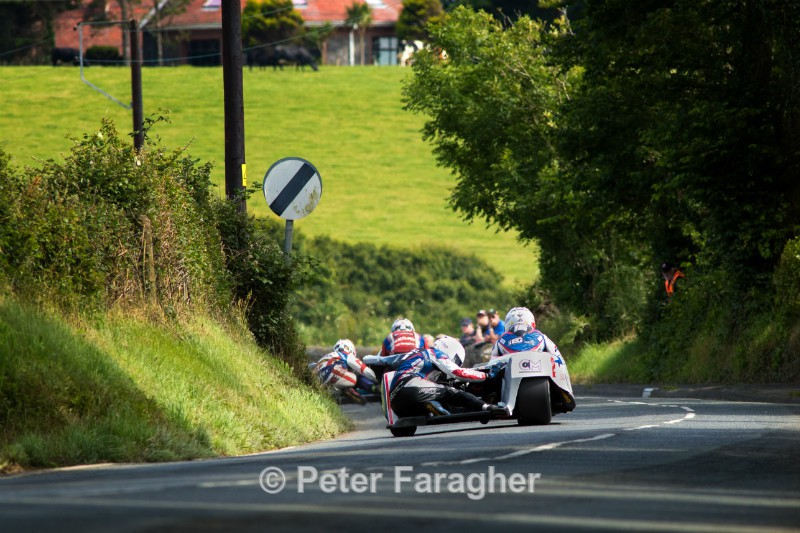 Ben and Tom Birchall - Southern 100 Road Races