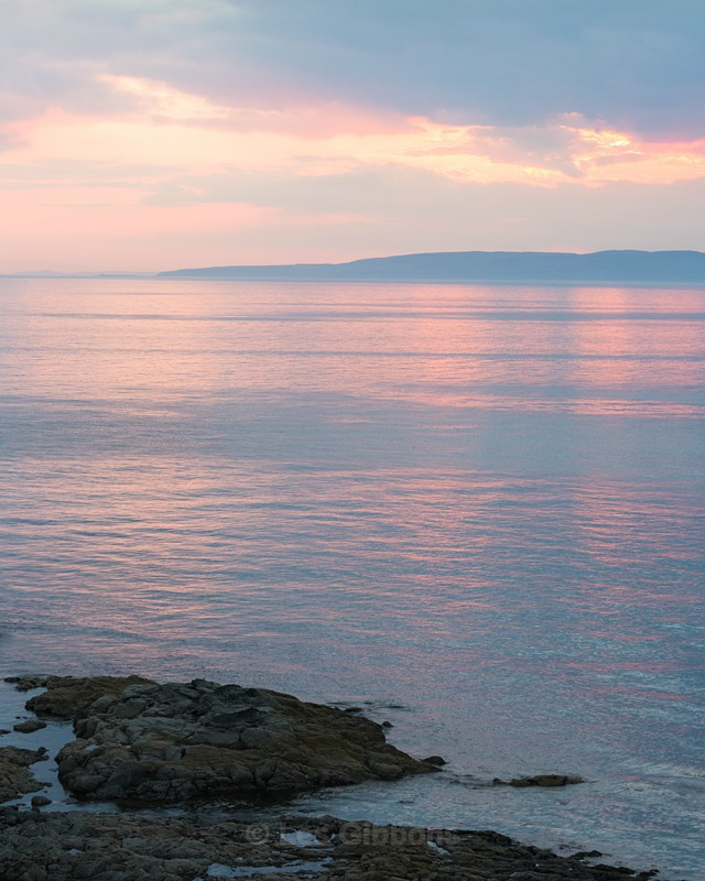 Arran sunset3 - Ayrshire
