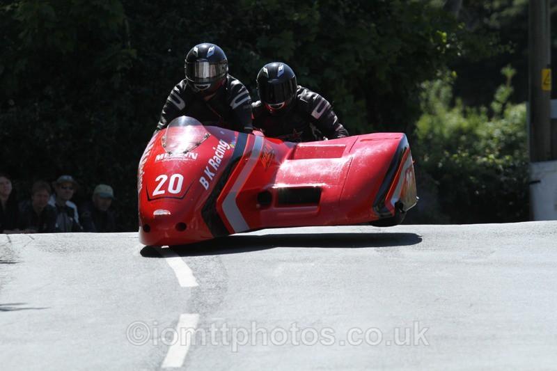 IMG_2365 - Sidecar Race 2 - TT 2013
