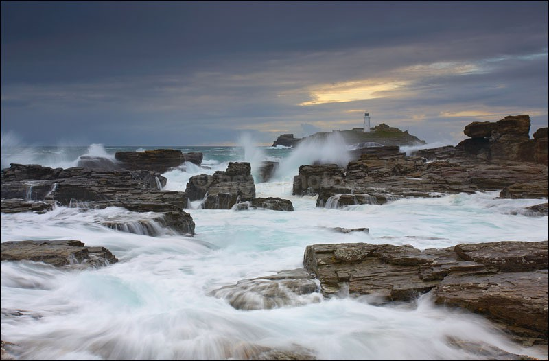 Symphony of Water - Photographs of Cornwall