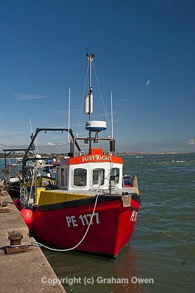 5 - Mudeford Quay