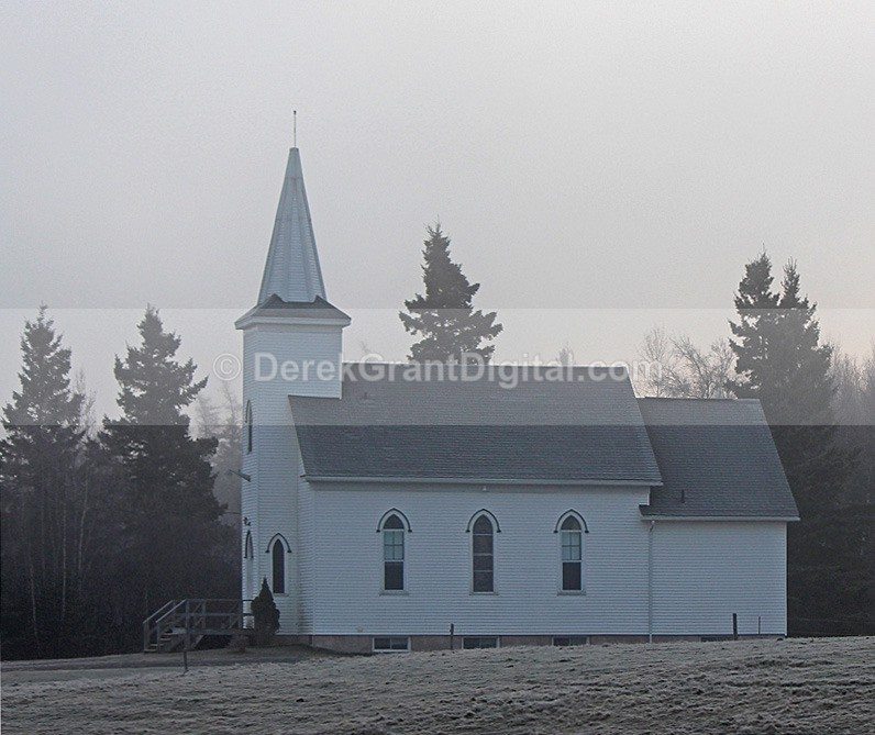 Southfield United Church ~ New Brunswick Canada - Churches of New Brunswick