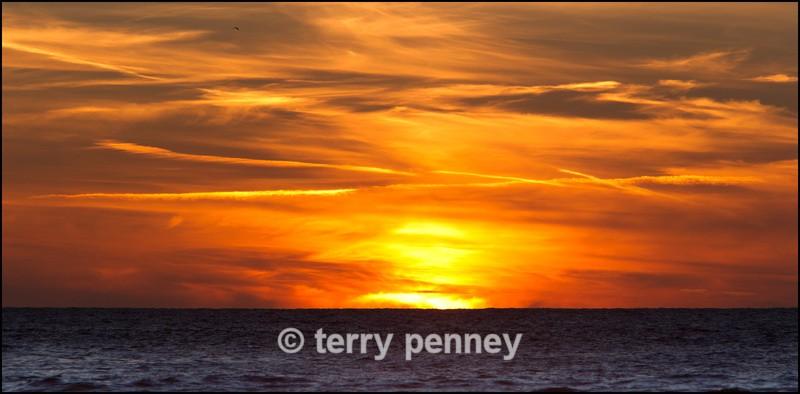 cornish Sunset 2 - Cornwall
