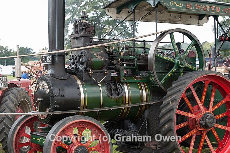 Steam Fair-002 - Bedfordshire Steam and County Fair 2014
