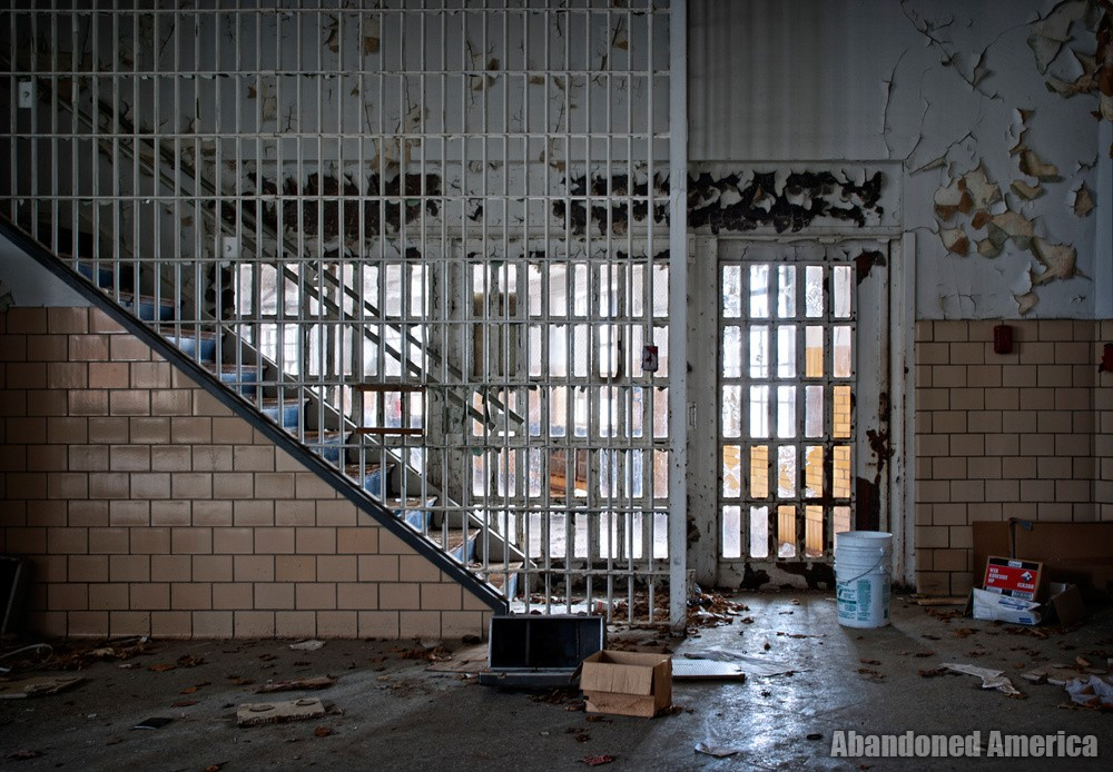 Essex County Jail Annex (Caldwell, NJ) | the remorseless progression - Essex County Jail Annex