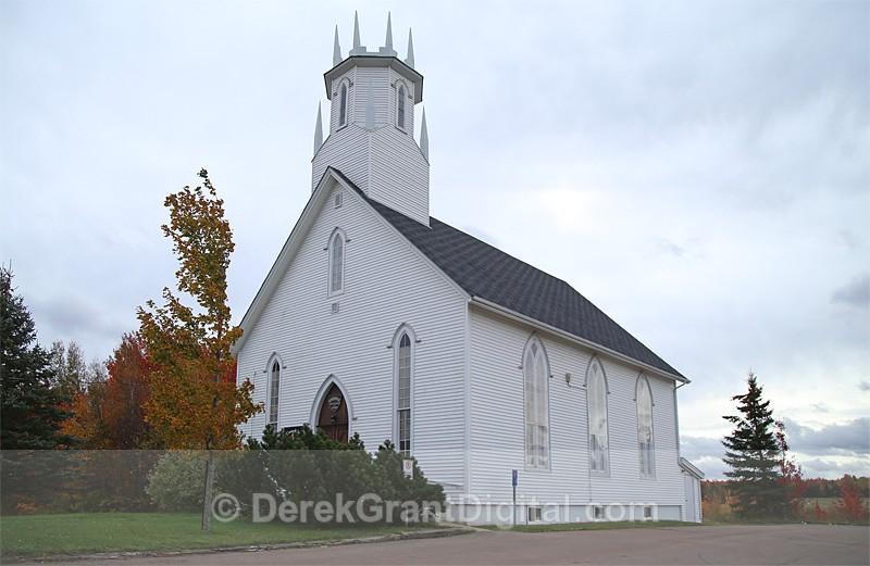 Coverdale United Church Riverview New Brunswick Canada - Churches of New Brunswick