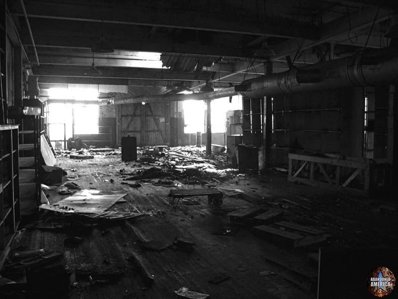 Raymark Industries (Manheim, PA)   Second Floor - Raymark Industries