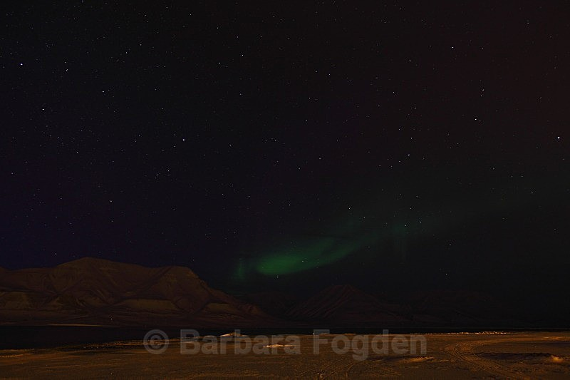 Northerlight 3215 - Colours of Svalbard