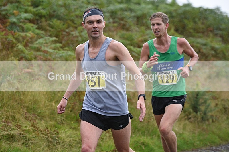 BOR_6209 - Round Latrigg Fell Race Wednesday 16th August 2017