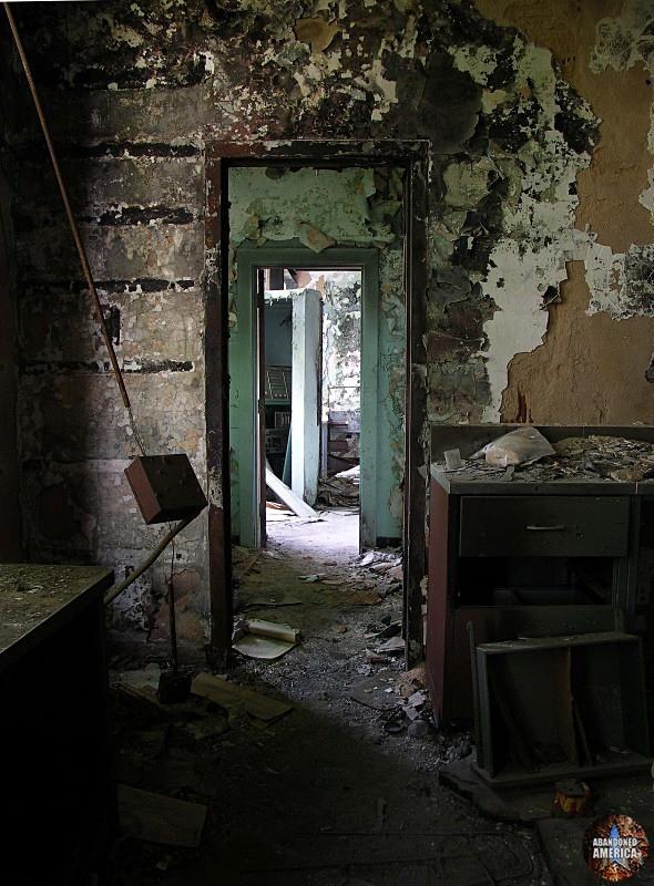Forest Haven (Laurel, MD) | Scorched Hospital - Forest Haven