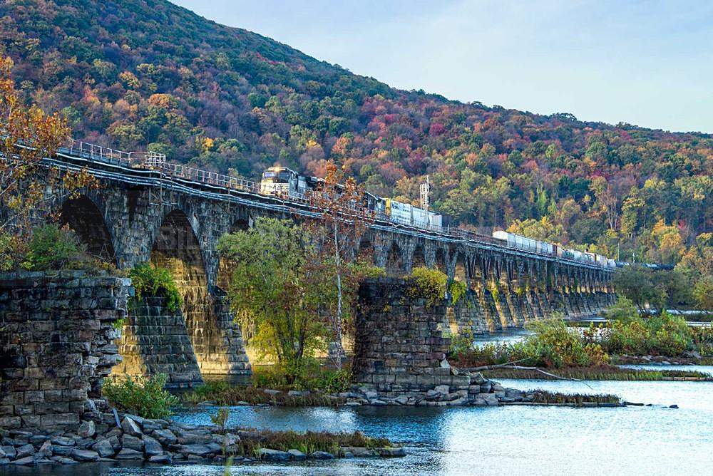 Rockville Railroad Bridge - Harrisburg Area, Pennsylvania