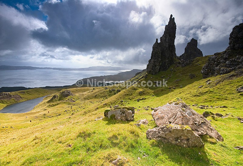 Old Man of Storr - Scottish Landscape Photography - Isle of Skye
