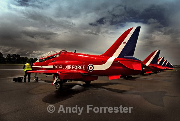 Synchronised - Red Arrows